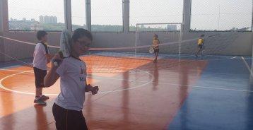 Esportes com raquetes