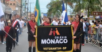 Desfile Cívico - Aniversário Votorantim