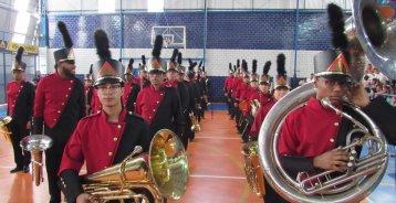 Concurso Liga Bandas e Fanfarras Brasil 2019
