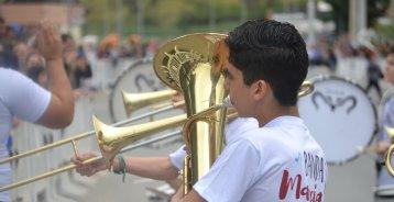 Desfile Cívico - 7 Setembro 2016
